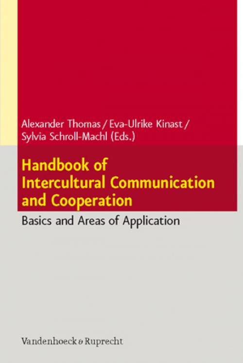 Handbook of Intercultural Communication and Cooperation cover