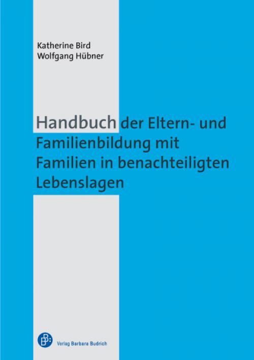 Handbuch der Eltern- und Familienbildung mit Familien in benachteiligten Lebenslagen cover