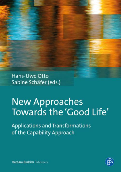 New Approaches towards the 'Good Life' cover