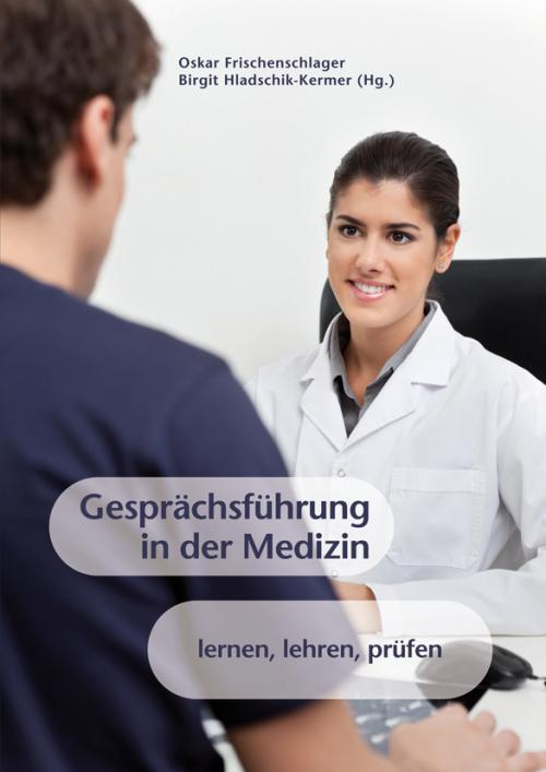 Gesprächsführung in der Medizin cover
