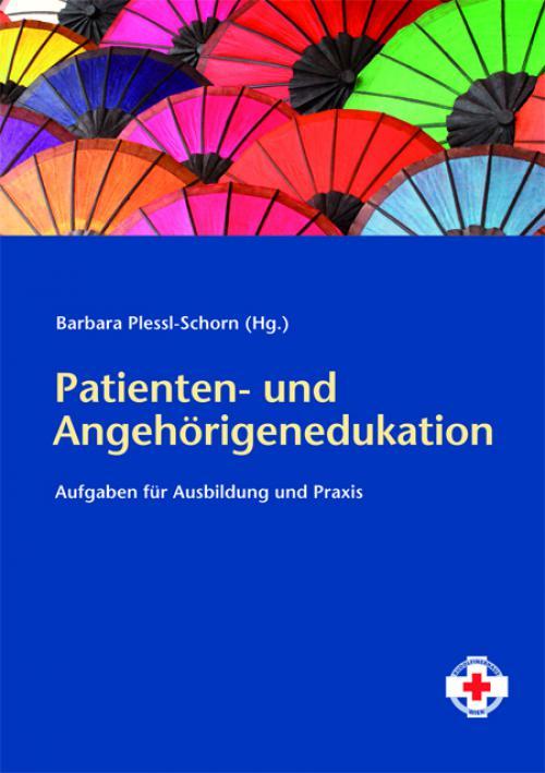 Patienten- und Angehörigenedukation cover