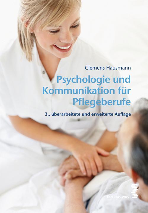Psychologie und Kommunikation für Pflegeberufe cover