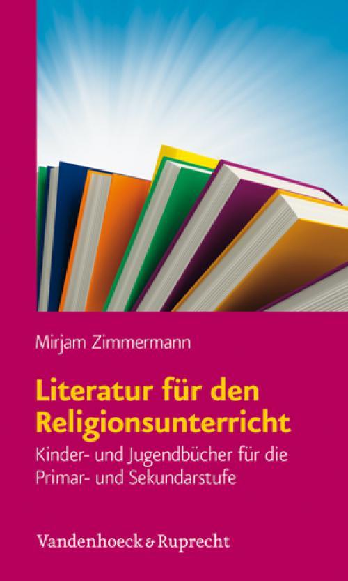 Literatur für den Religionsunterricht cover
