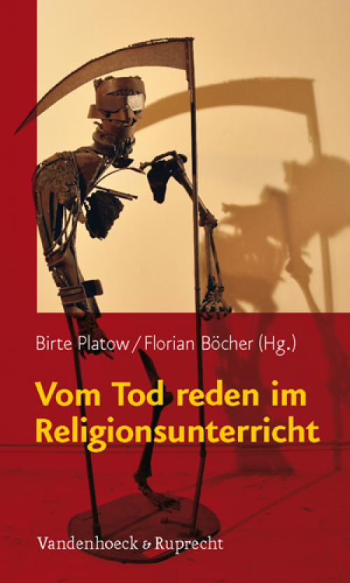 Vom Tod reden im Religionsunterricht cover