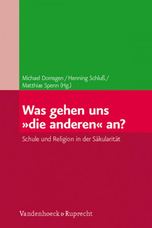 Was gehen uns »die anderen« an? cover