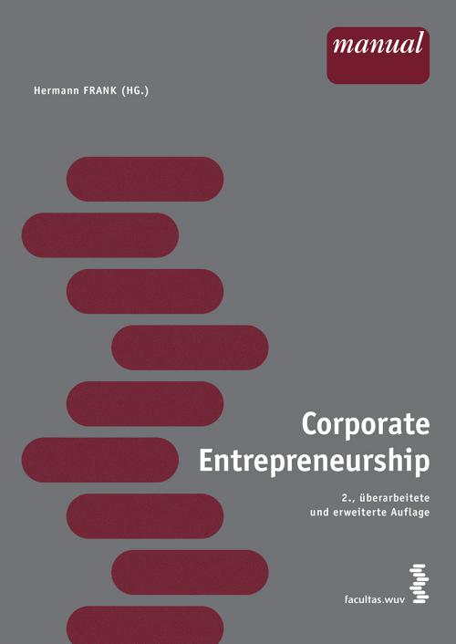 Corporate Entrepreneurship cover