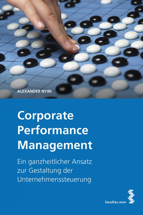 Corporate Performance Management cover