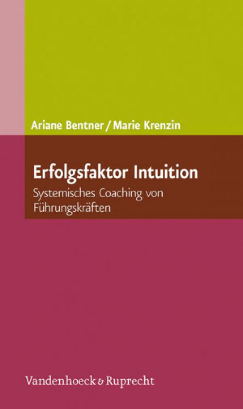 Erfolgsfaktor Intuition cover