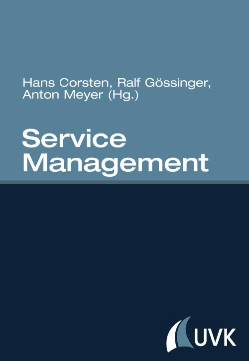 Service Management cover