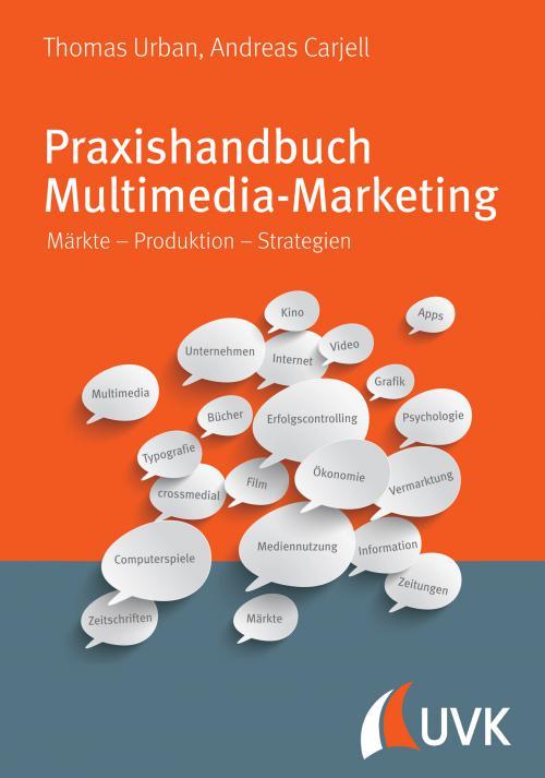 Praxishandbuch Multimedia-Marketing cover