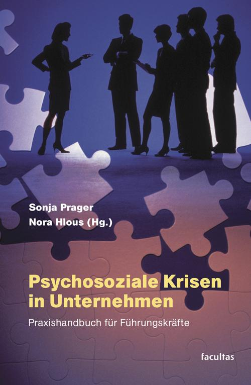 Psychosoziale Krisen in Unternehmen cover