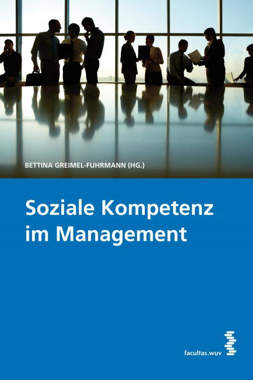 Soziale Kompetenz im Management cover
