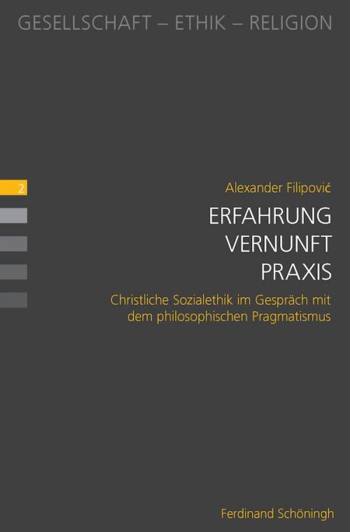 Erfahrung - Vernunft - Praxis cover