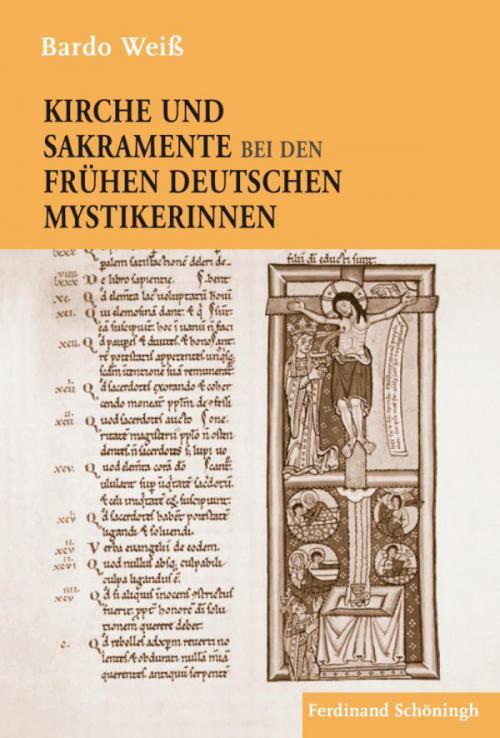 Kirche und Sakramente bei den frühen deutschen Mystikerinnen cover