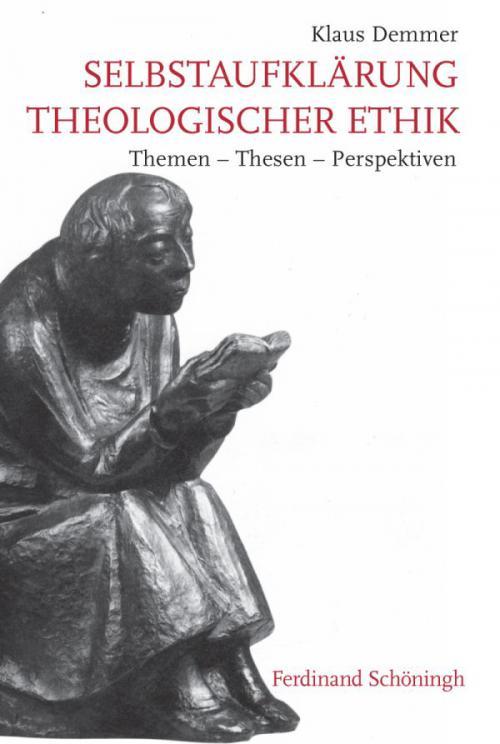Selbstaufklärung theologischer Ethik cover