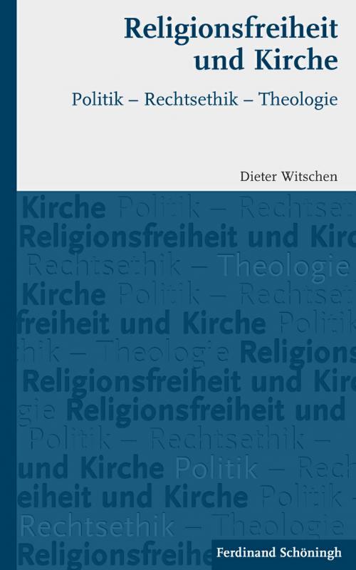 Religionsfreiheit und Kirche cover