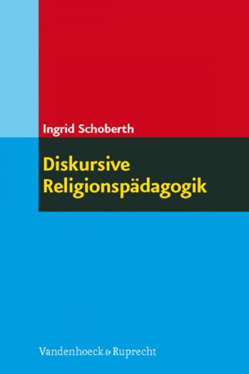 Diskursive Religionspädagogik cover