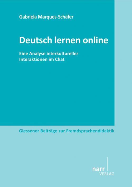 Deutsch lernen online cover