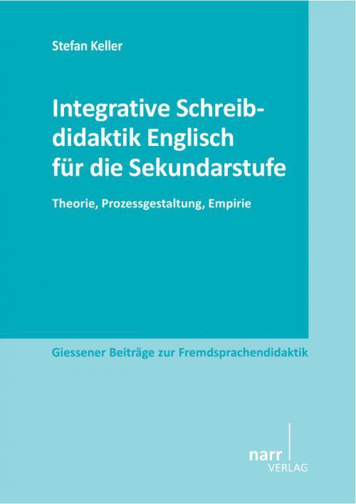 Integrative Schreibdidaktik Englisch für die Sekundarstufe cover