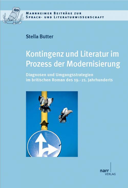 Kontingenz und Literatur im Prozess der Modernisierung cover