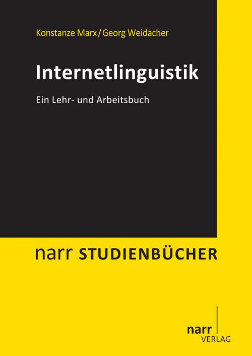 Internetlinguistik cover