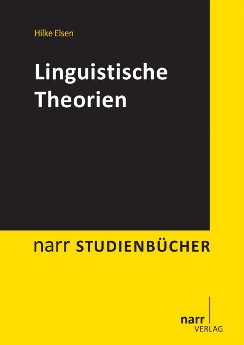 Linguistische Theorien cover