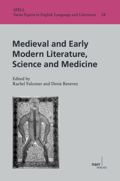 Medieval and Early Modern Literature, Science and Medicine  cover