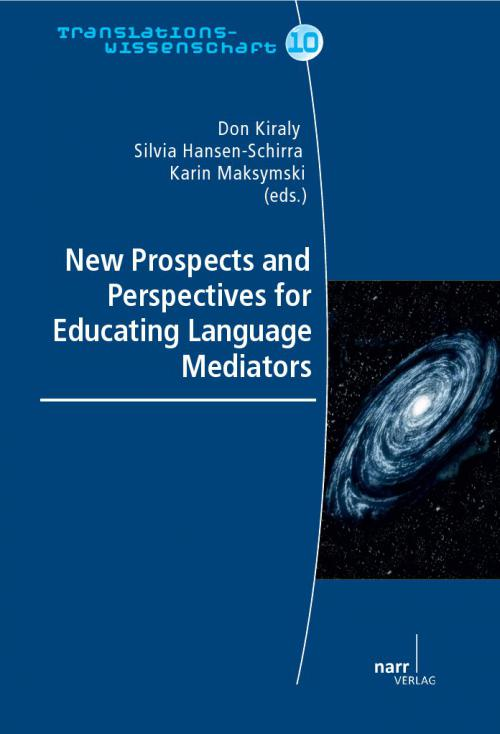 New Prospects and Perspectives for Educating Language Mediators cover