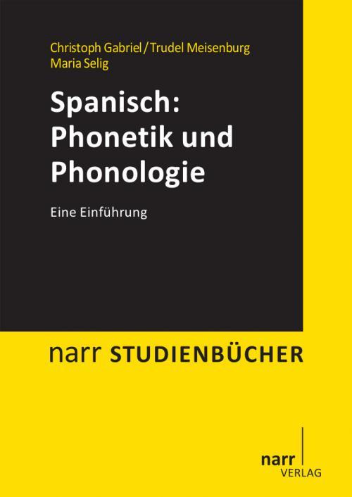 Spanisch: Phonetik und Phonologie cover