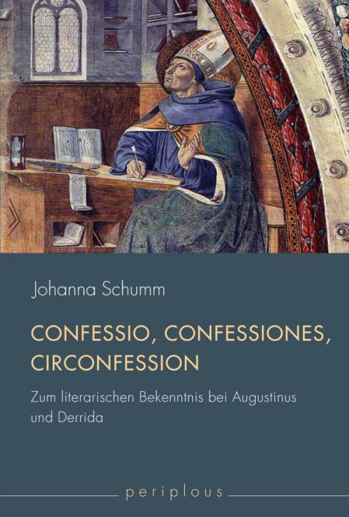 Confessio, Confessiones,