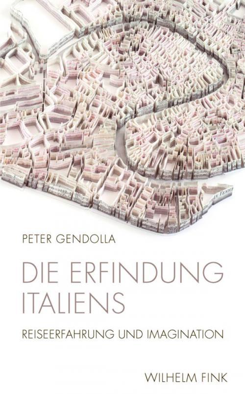 Die Erfindung Italiens cover