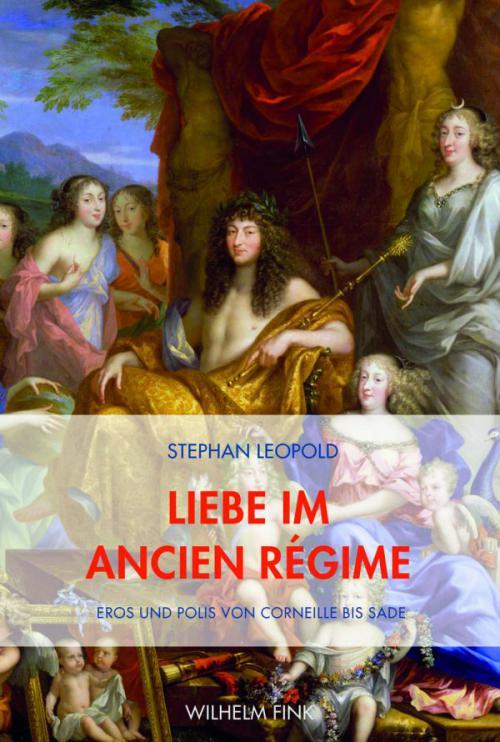 Liebe im Ancien Régime cover