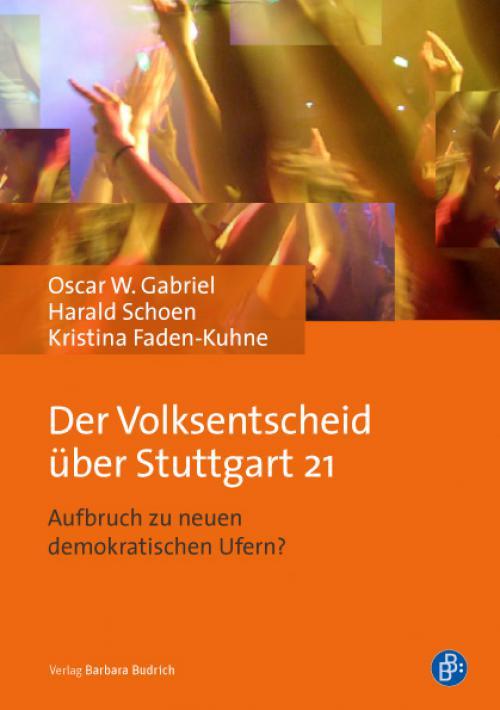 Der Volksentscheid über Stuttgart 21 cover