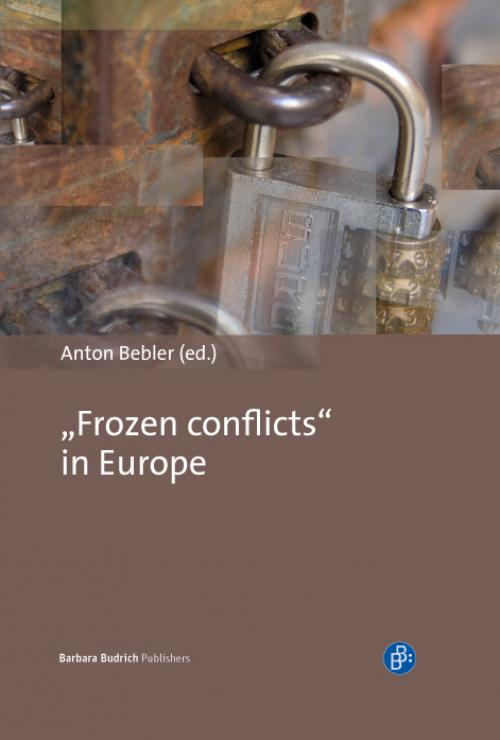 Frozen conflicts in Europe cover