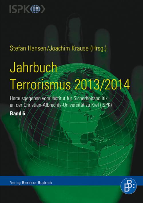 Jahrbuch Terrorismus 2012/2013 cover