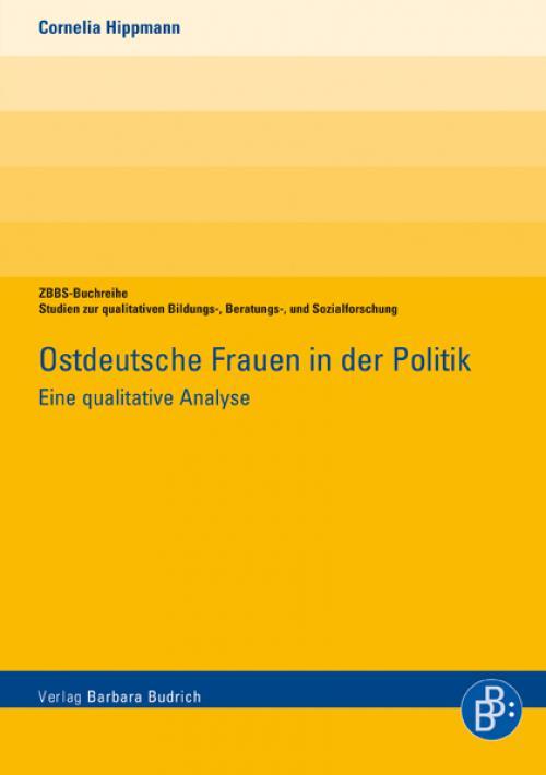 Ostdeutsche Frauen in der Politik cover