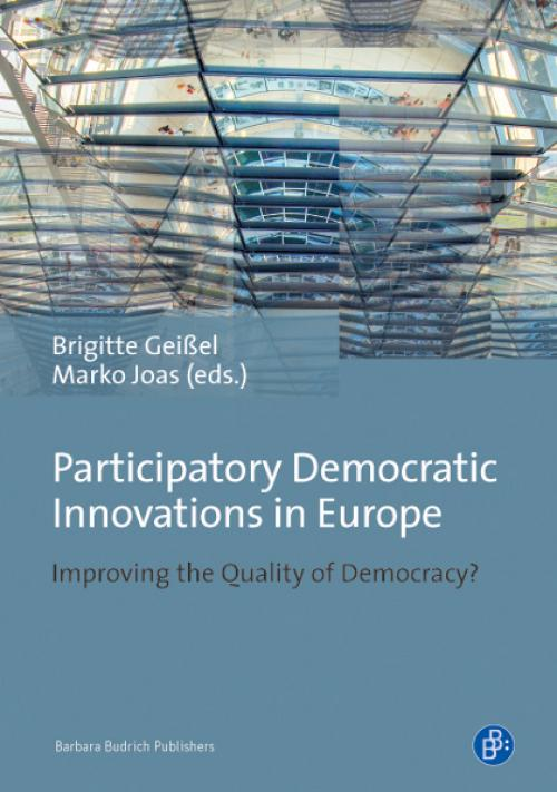 Participatory Democratic Innovations in Europe cover