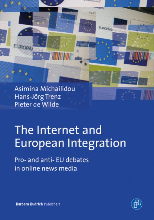 The Internet and European Integration cover