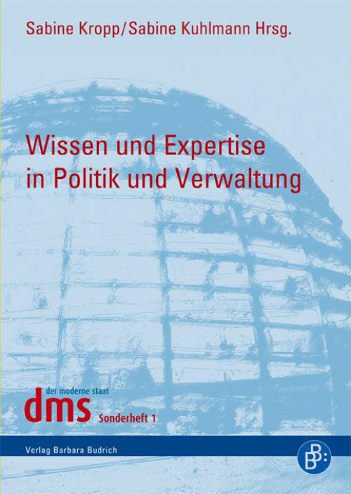 Wissen und Expertise in Politik und Verwaltung cover