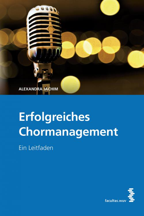 Erfolgreiches Chormanagement cover