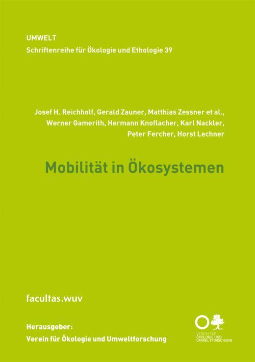 Mobilität in Ökosystemen cover