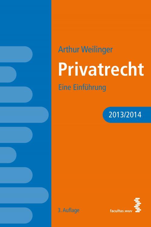 Privatrecht cover
