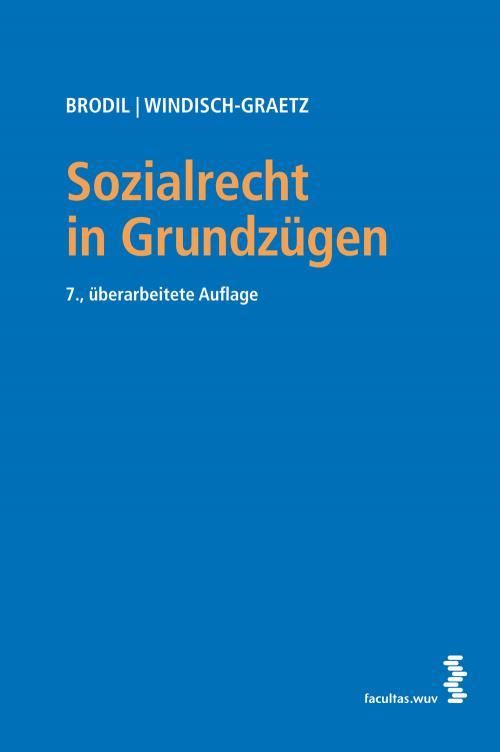 Sozialrecht in Grundzügen cover