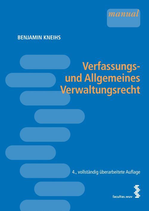 Verfassungs- und Allgemeines Verwaltungsrecht cover