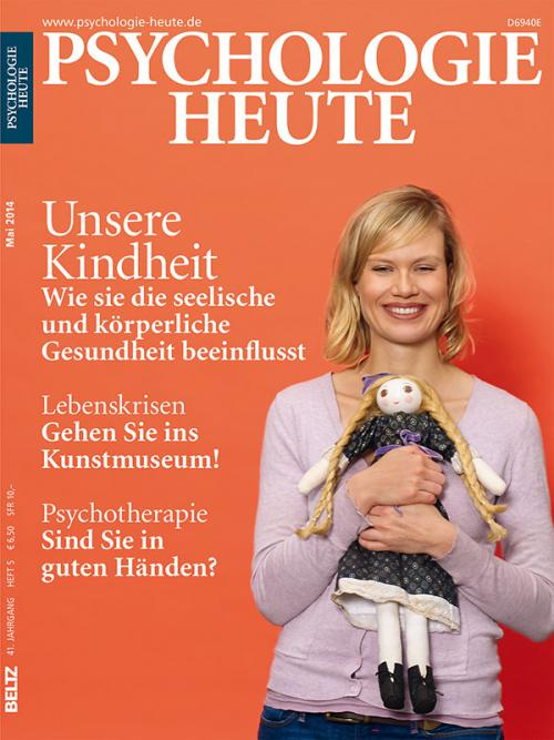 Psychologie Heute 5/2014 cover