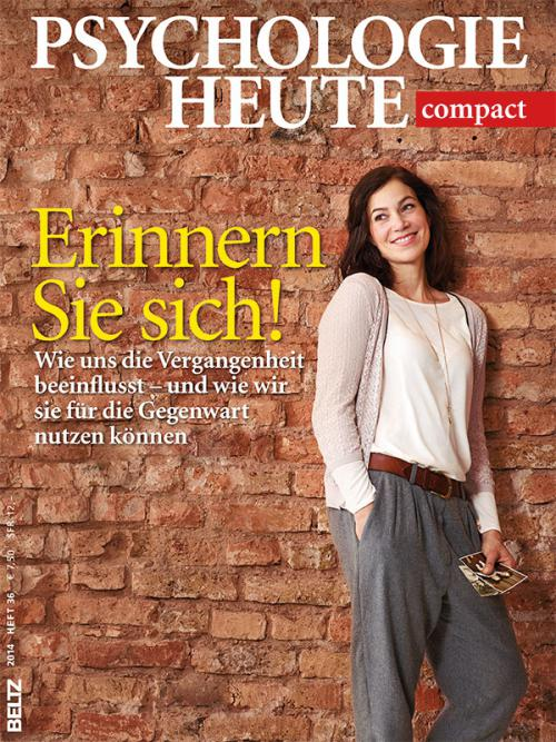 Psychologie Heute Compact 36 cover