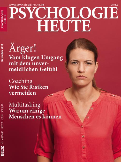 Psychologie Heute 11/2014 cover