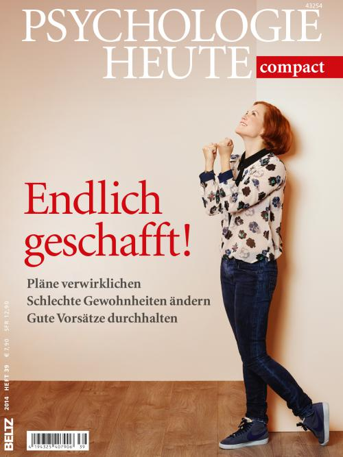 Psychologie Heute Compact 39 cover