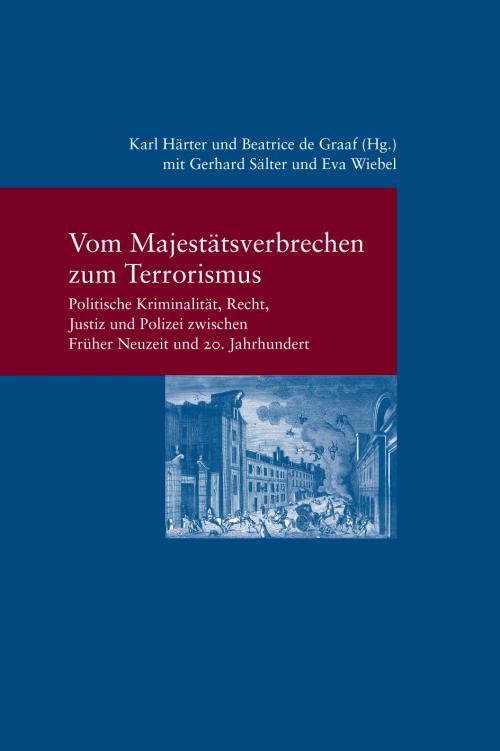 Vom Majestätsverbrechen zum Terrorismus cover