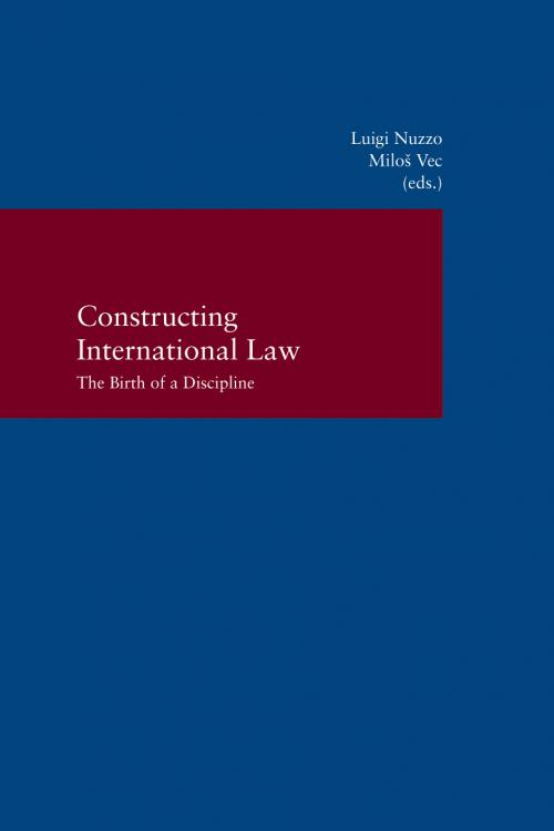 Constructing International Law cover